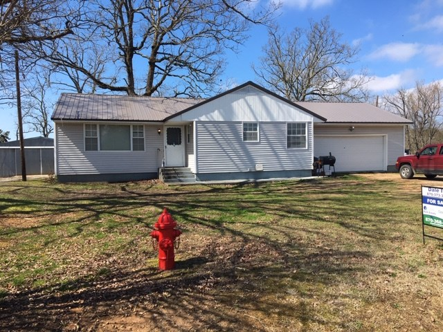 NICE HOME FOR SALE IN PINEVILLE, ARKANSAS
