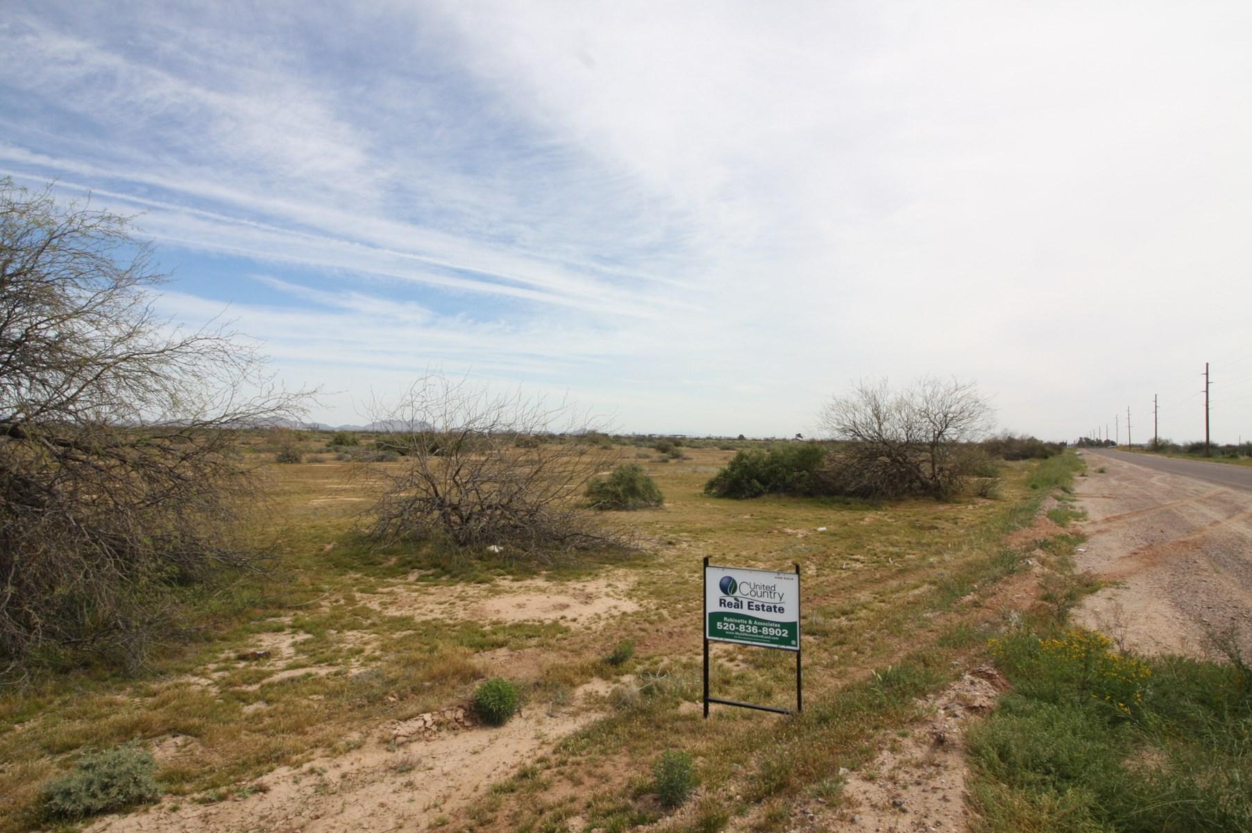 Land for sale Casa Grande AZ, Horse property for sale AZ