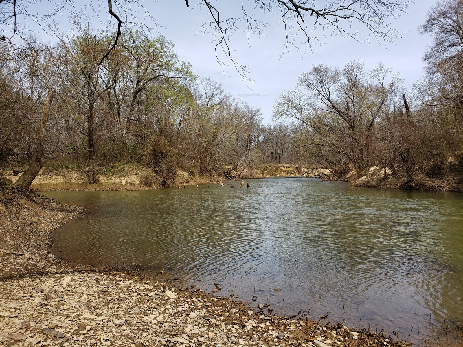 26 Acre - Kiamichi River Ranch – Recreational Property