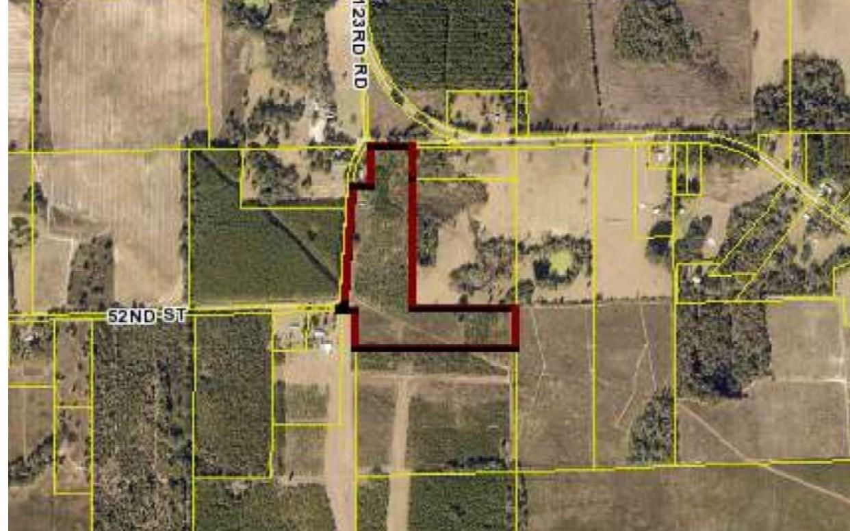 24 acres on north side of Live Oak