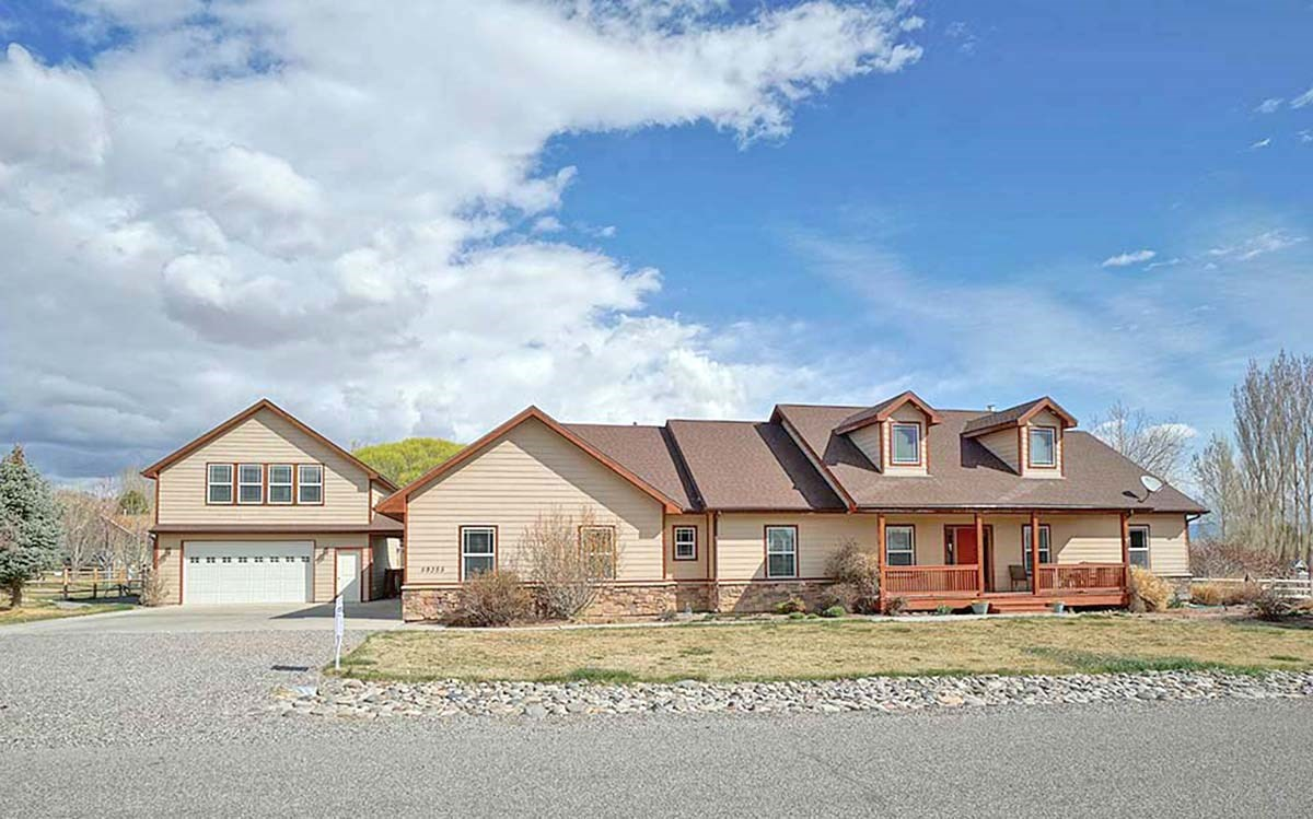 Spring Creek Mesa Home, Montrose, Colorado For Sale