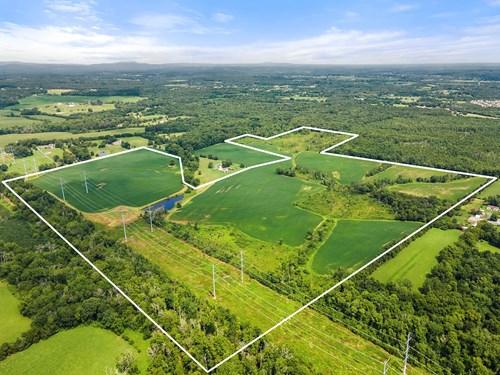 Farmland/Hunting Property for sale in  Remington VA