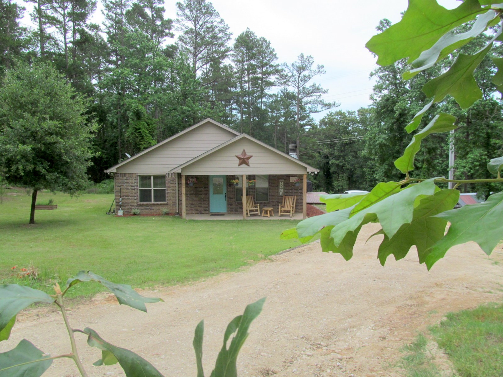 COUNTRY HOME WINNSBORO TEXAS 2 ACRES MOVE-IN READY!