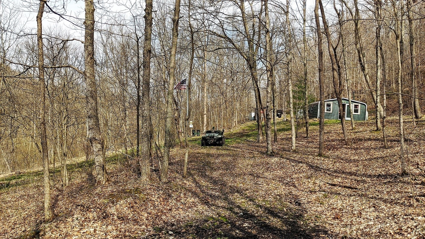 Ohio Hunting Land with Primitive Cabin