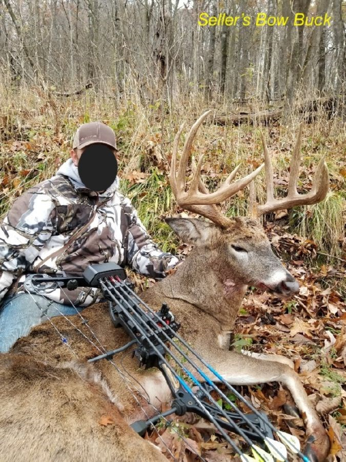 Whitetail Hunting Dynasty For Sale in Westby, WI