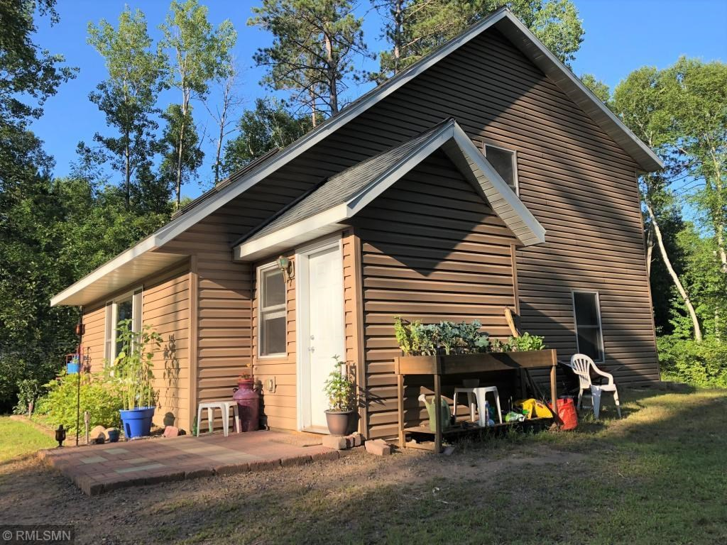 Country Home For Sale with Deeded Sturgeon Lake Access, MN