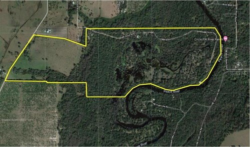 243 ACRES WITH RIVER FRONTAGE!