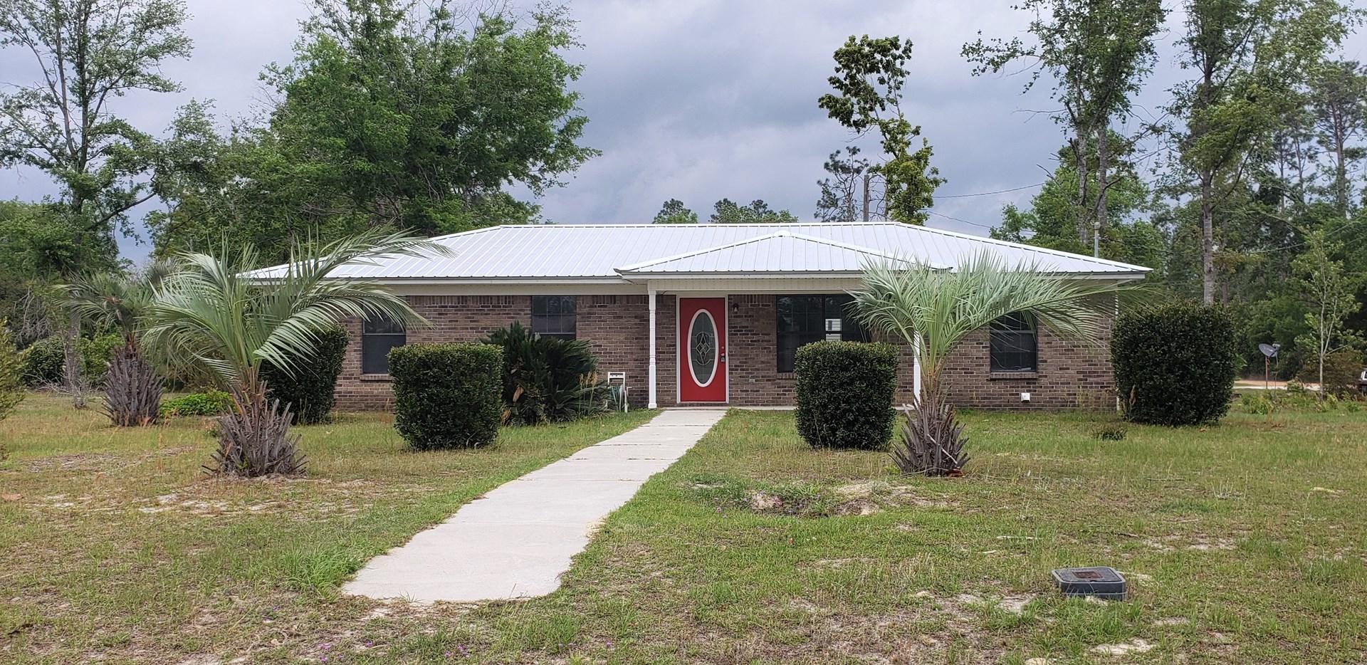 Charming home in Blountstown Florida