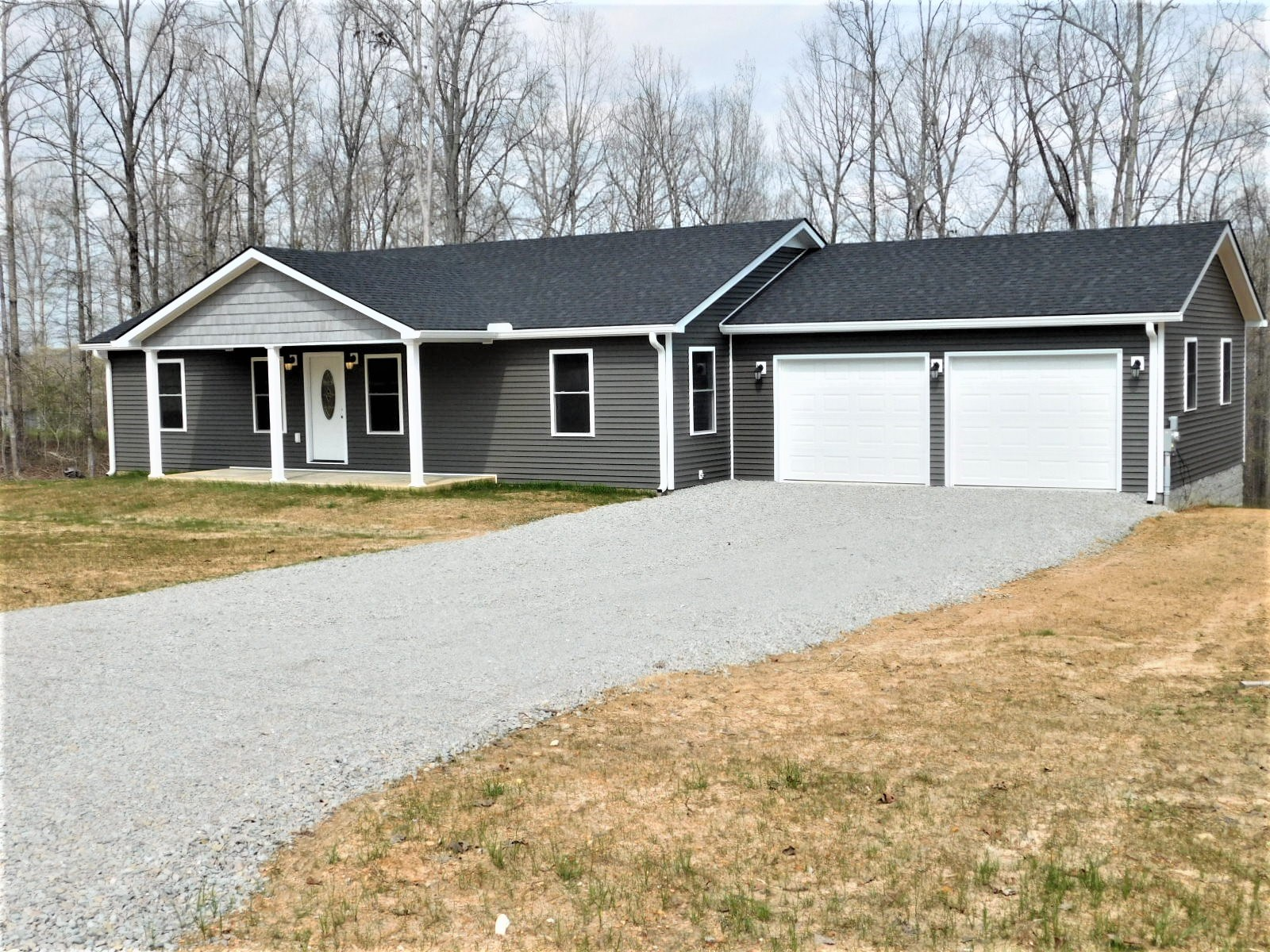 Middle TN New Built Home for Sale near Buffalo River