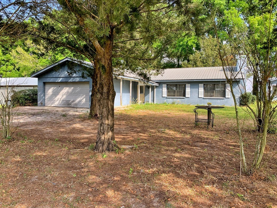 HOME FOR SALE ON 10 ACRES - GILCHRIST COUNTY, BELL FLORIDA
