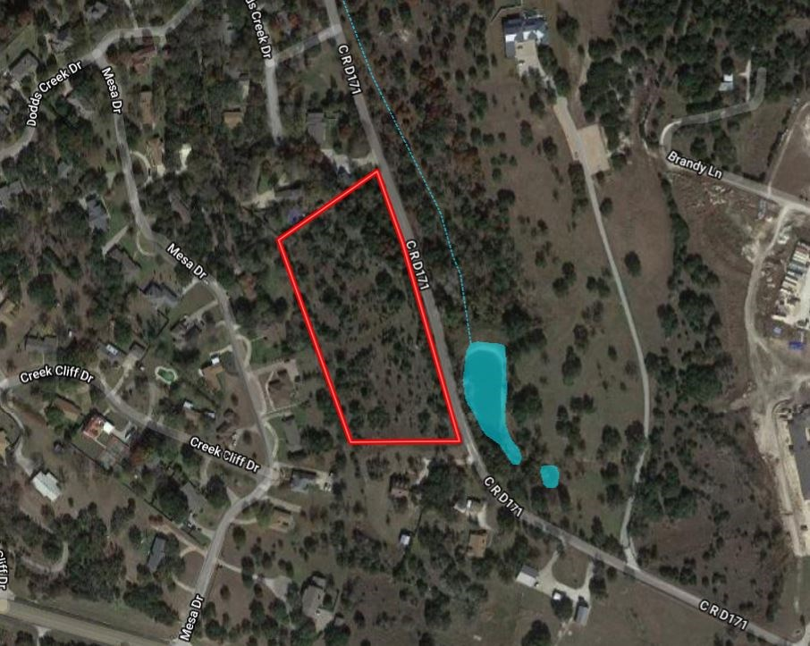 5+/- Acres For Sale in Gatesville, Commercial Opportunity