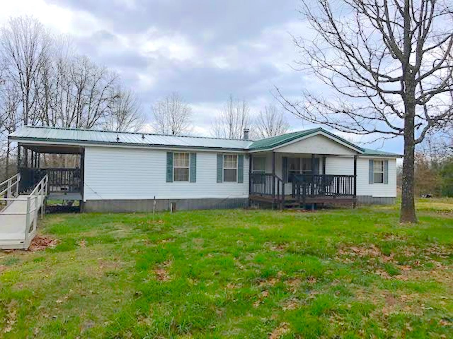 Country Home with Acreage for Sale in Rover, MO