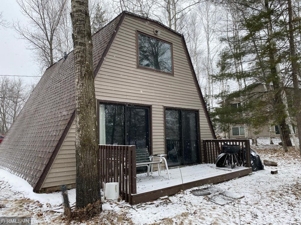 Lake front Cabin For Sale on Long Lake in Willow River, MN