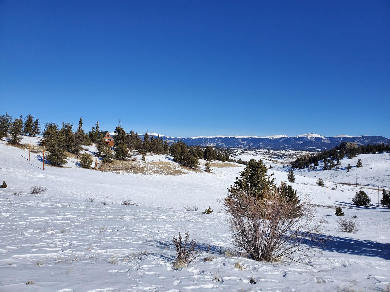 2 Acres to Build Mountain Home in Como, Colorado