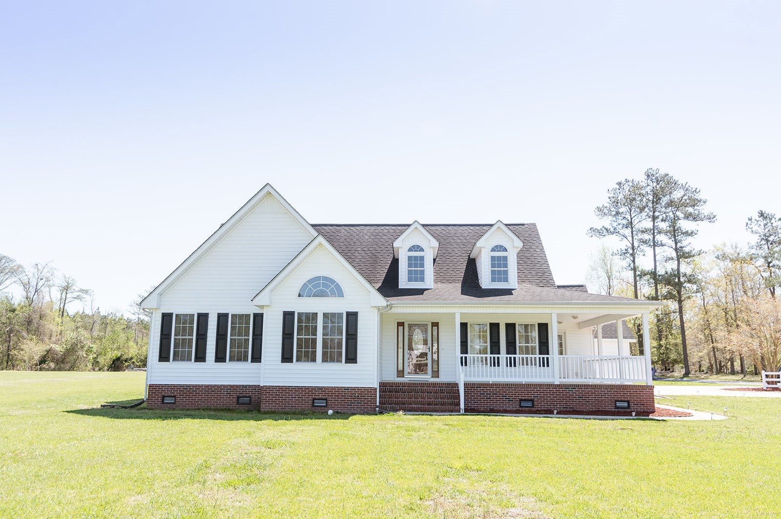 Water View Country Home with Acreage