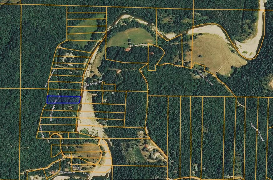 Waterfront Creek Lot For Sale