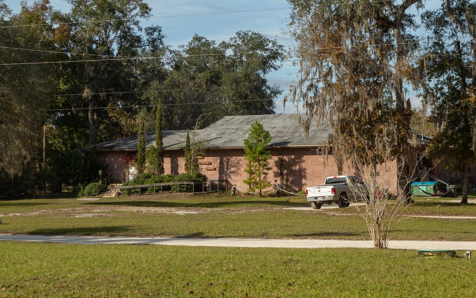 A very unique Suwannee River Property!