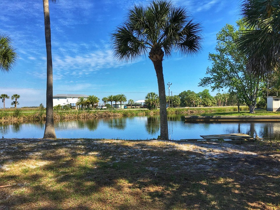 SUWANNEE CANAL LOT FOR SALE - Suwannee, Florida