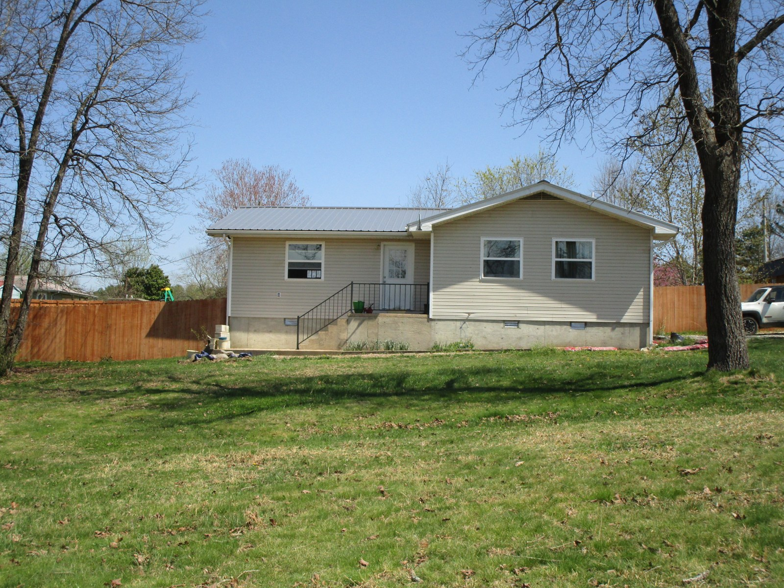 House in Town for Sale in Southern Missouri Ozarks