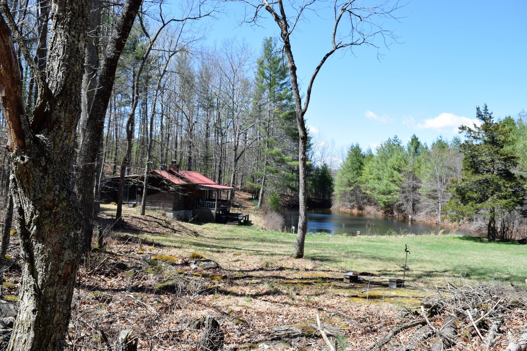 Amazing Recreational Retreat for Sale in Willis VA!