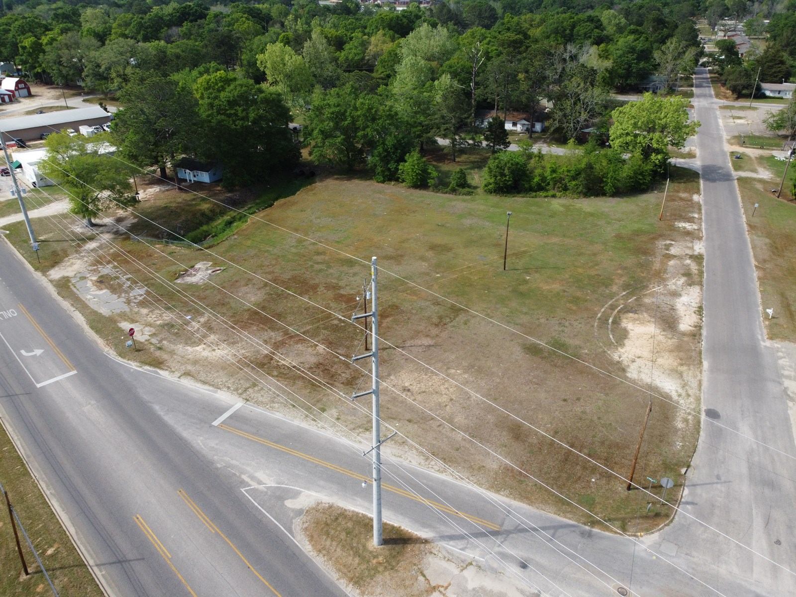 Commerical Land for Sale in Town Geneva, Alabama