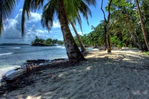 TITLED BEACHFRONT LOT, ISLA CARENERO, BOCAS DEL TORO, PANAMA