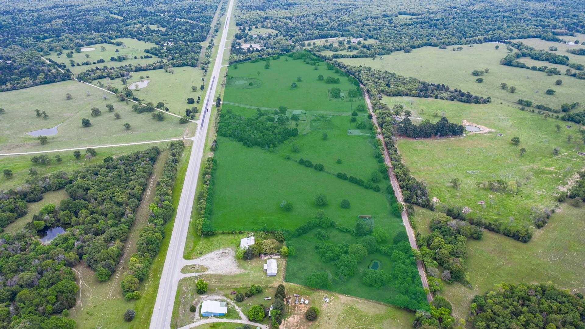 Home/Acreage For Sale - Centerville TX Leon County TX