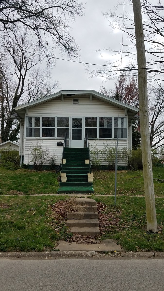 2 Bedroom, 1 Bath Home, Robinson, IL