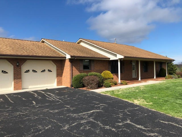 Brick Ranch Home for Sale in Floyd VA