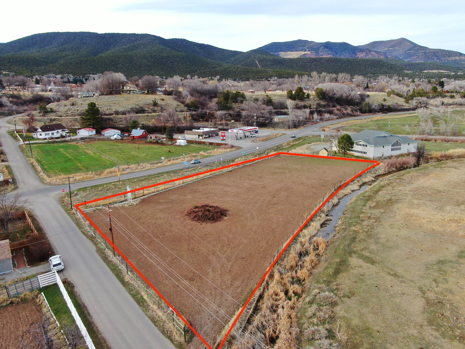 Prime development property at the gateway to Paonia Colorado