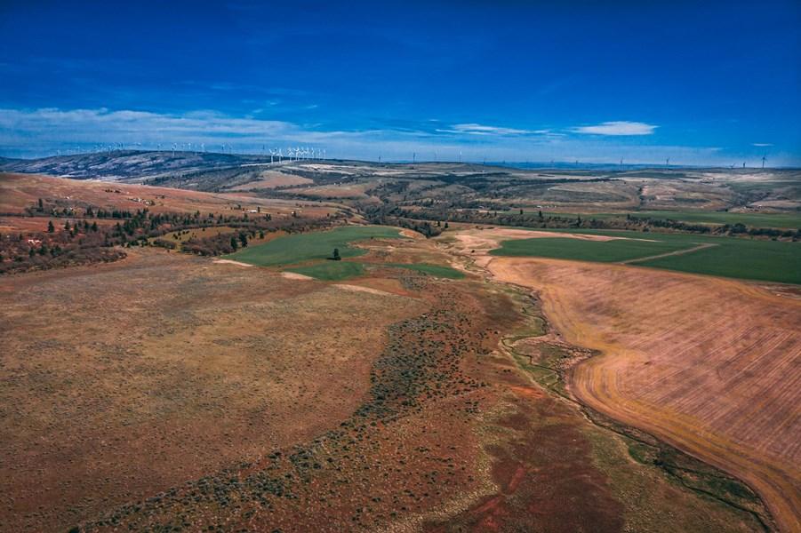 Premier land for sale in Goldendale  Washington