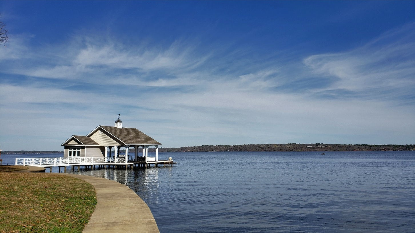 WATERFRONT ACREAGE FOR SALE LAKE PALESTINE | EAST TX LAKES