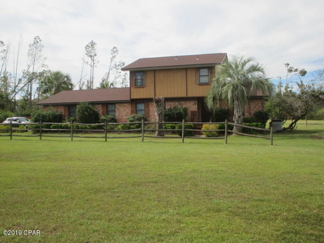 NW FLORIDA COUNTRY HOME WITH 5+ ACRES......