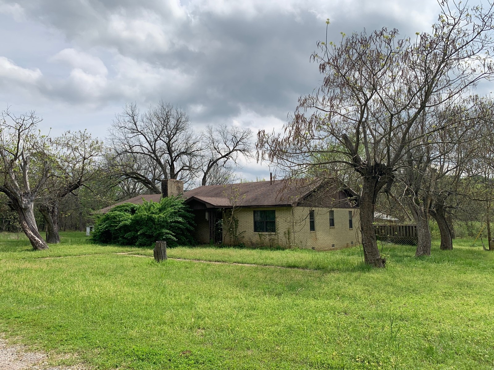 Country Home for Sale Wilburton, OK