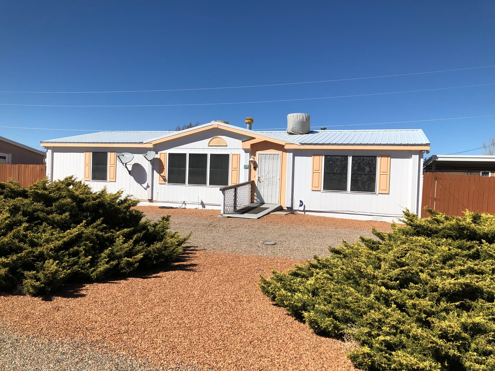 Moriarty New Mexico Home In Town For Sale