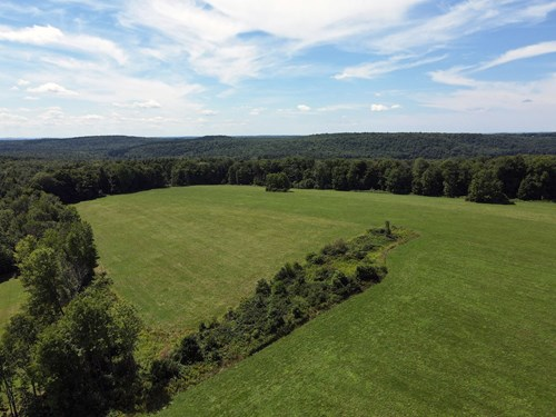 Excellent Land For Sale McDonough New York