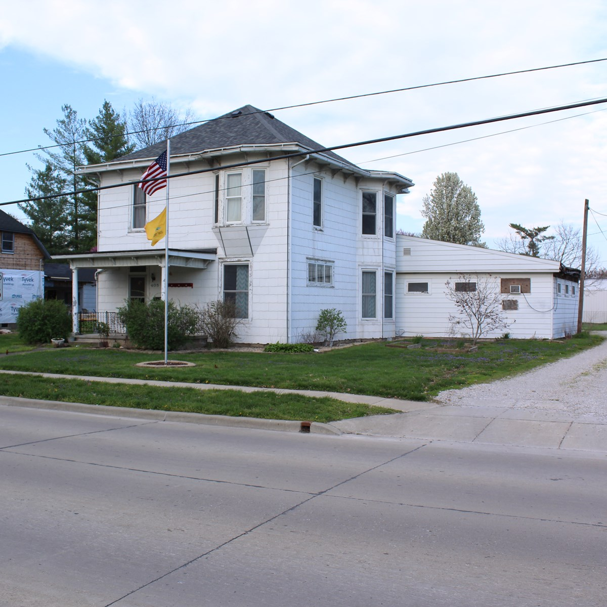 4 Bedroom, 2 Bath Home, Oblong, IL