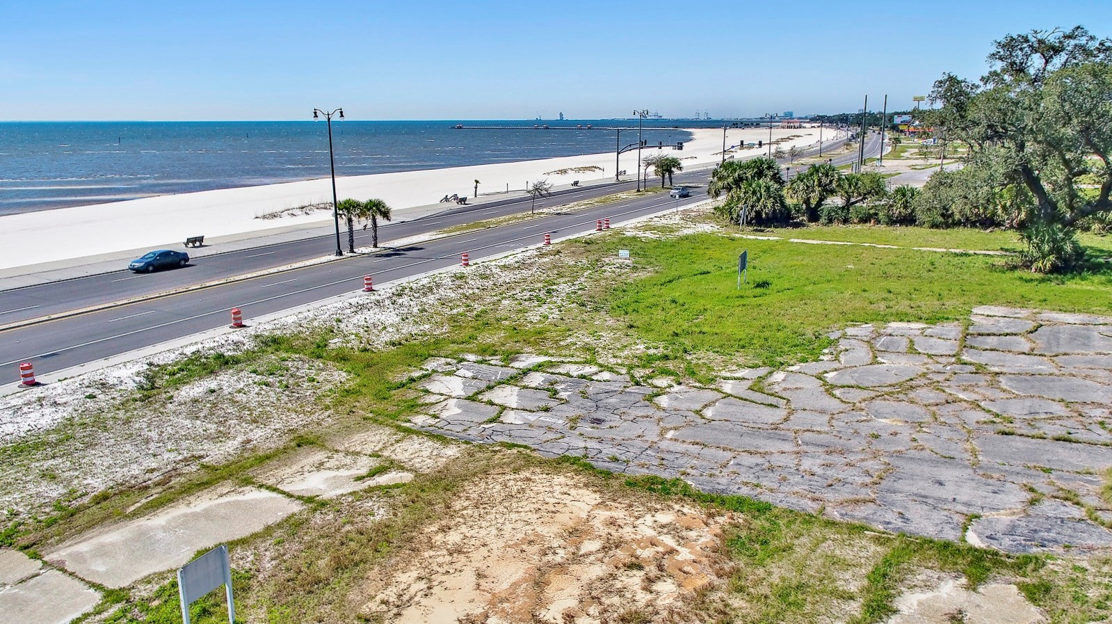 Opportunity Zone MS Gulf Coast Beachfront Development Land