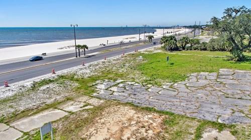 Opportunity Zone MS Gulf Coast Beachfront Development Land