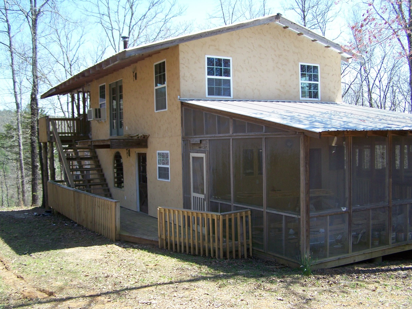 Country Home or Recreational Retreat with Acreage