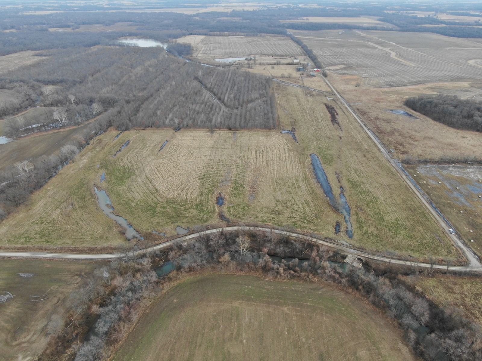 South West Missouri Farm and Hunting Land For Sale