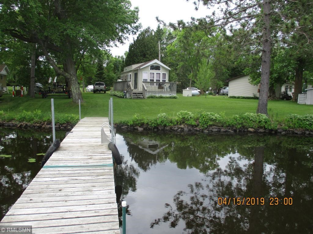 Lake Cabin For Sale on Lake Eleven, West of Sandstone, MN