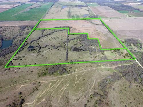 Cowley County KS Farm Land