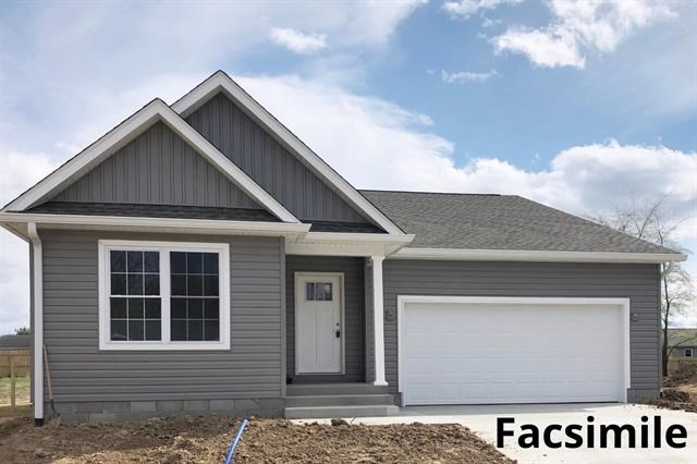 New Construction Home to be completed July/August 2020!