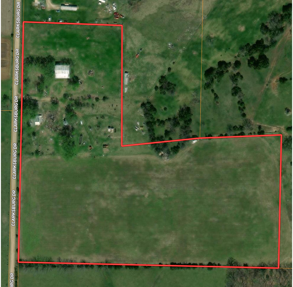 Small Tillable Acreage with Building Site Cooper County MO