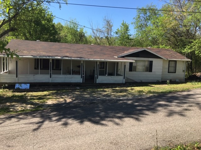 HOME FOR SALE IN CALICO ROCK, ARKANSAS