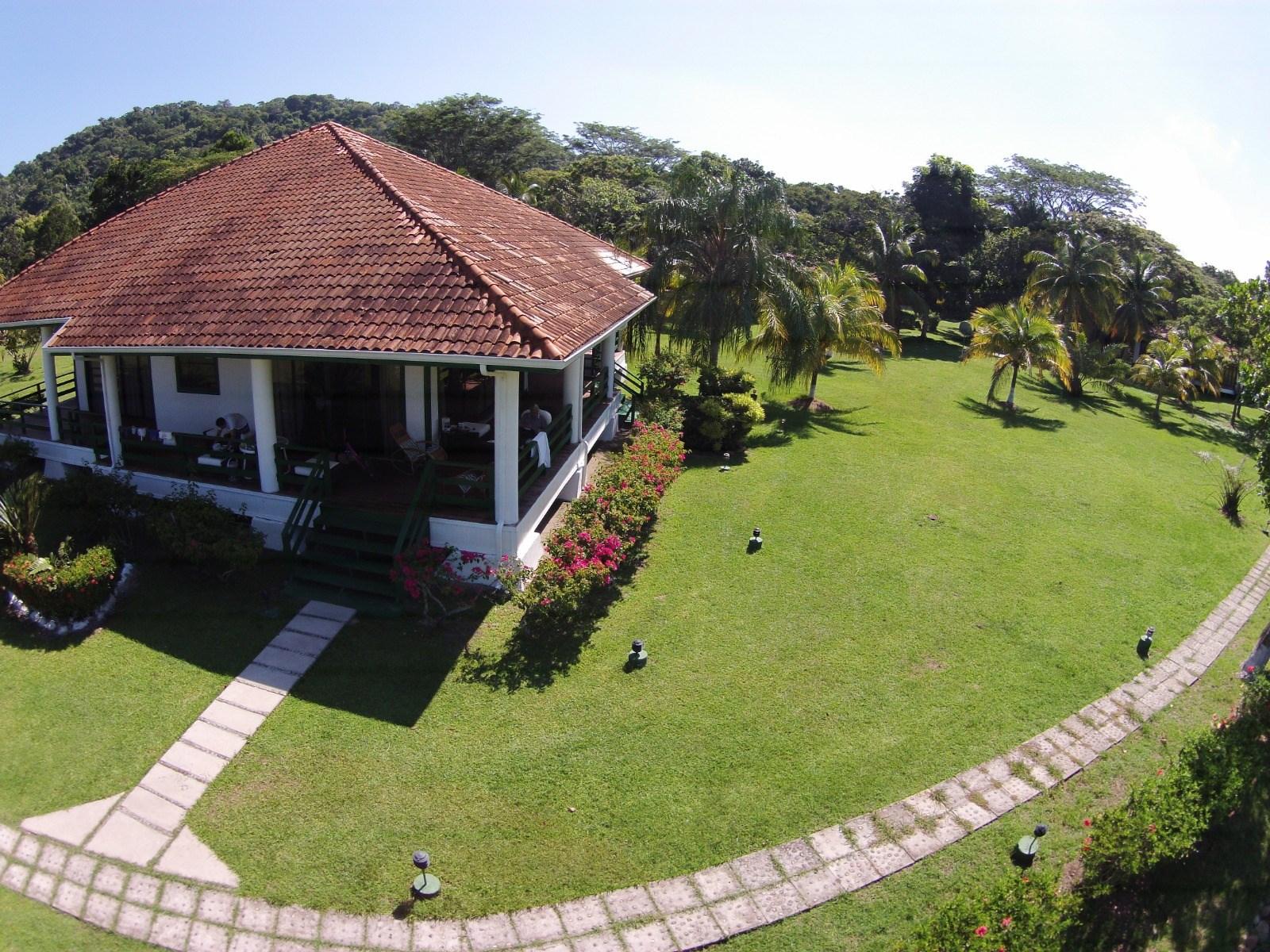 House #1 Big House