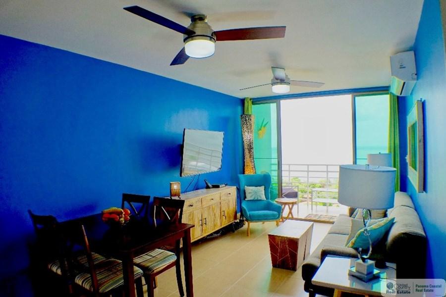 Living Area W Oceanfront Patio