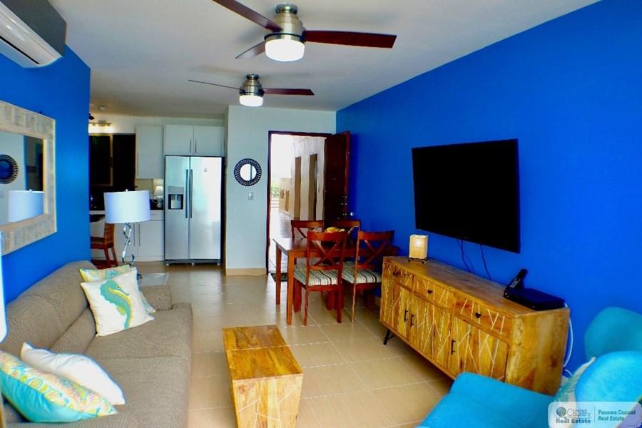 Living from Balcony Panama