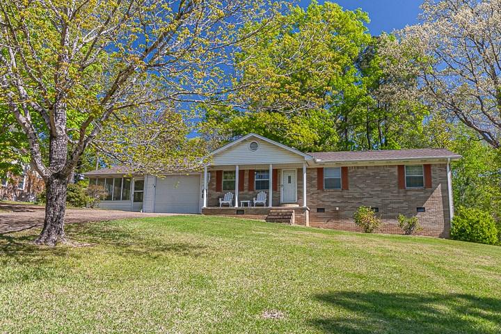 Classic Brick Home in East Selmer, TN